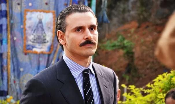 Murilo Rosa é Marcos, empresário bem sucedido, mas que perdeu a fé (Foto: Divulgação)