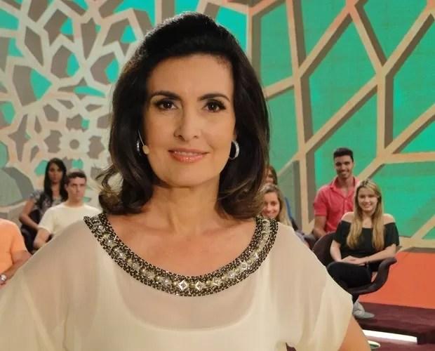 Encontro vai falar sobre um tema que aflige muitas mulheres: a pressão para casar (Foto: Encontro com Fátima Bernardes/ TV Globo)