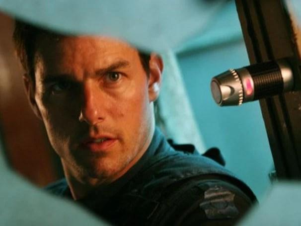 Ethan (Tom Cruise) volta à ativa para resgatar uma agente (Foto: Divulgação)