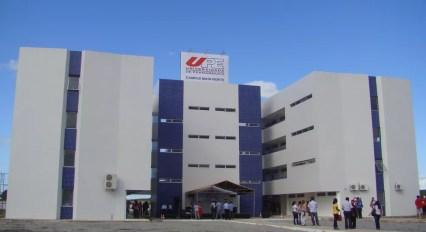 Campus Nazaré da Universidade de Pernambuco fica na Zona da Mata Norte do estado (Foto: Divulgação/UPE)