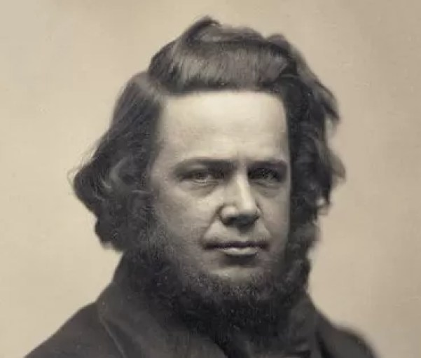 Elias Howe (FOTO: WIKIMEDIA COMMONS)