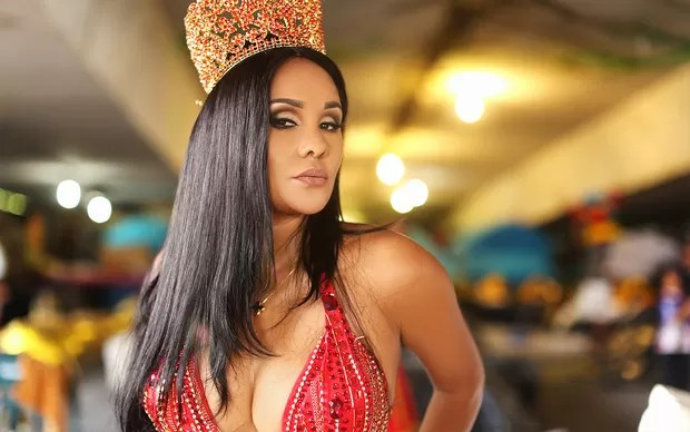 Carmem Mouro (Foto: Iwi Onodera / EGO)
