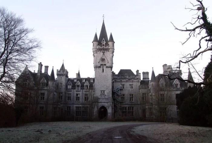 Château Miranda ou Château de Noisy, em Celles, na Bélgica