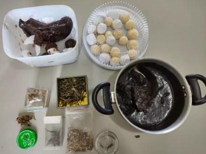 Polícia Civil prende mulher que usava maconha nas receitas de chocolates de Páscoa — Foto: Ascom/PC-AL