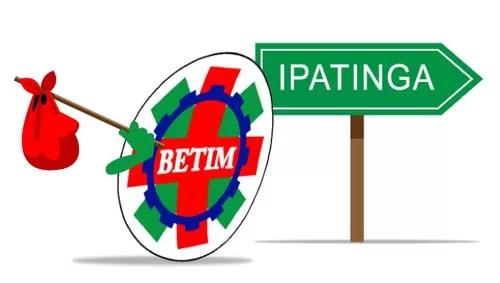 CLUBES ITINERANTES IPATINGA BETIM (Foto: infoesporte / Cláudio Roberto)