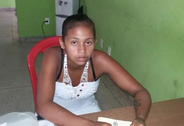 Mãe da menina deve ser ouvida pelo delegado ainda neste domingo (24) (Foto: Adelcimar Carvalho/G1)