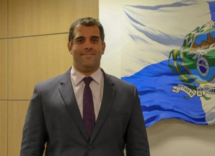 Secretário Lucas Tristão é convocado pela Alerj para falar sobre suspeita de espionagem; não há data para a reunião — Foto: Divulgação