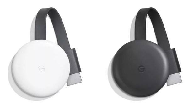 Chromecast 3 vs Chromecast 2: saiba o que muda nos aparelhos do Google