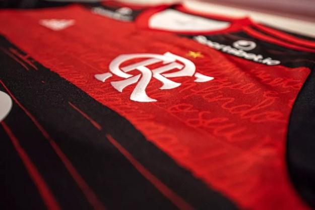 Nova camisa Flamengo 2020 — Foto: Divulgação/Flamengo