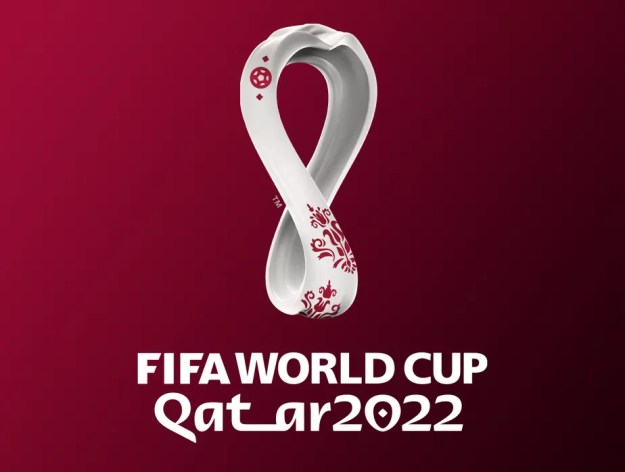 Fifa divulga o logo da Copa do Mundo de 2022, no Catar
