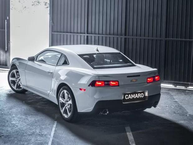 Chevrolet Camaro 2014 (Foto: Divulgação)