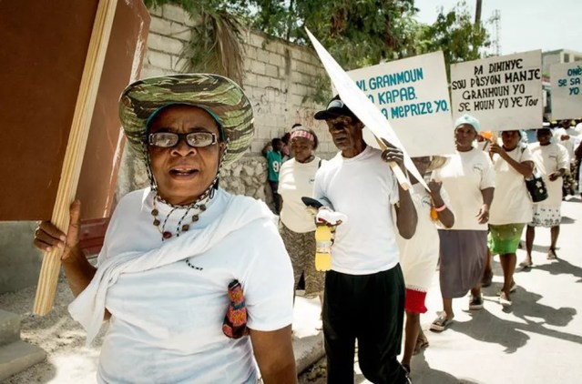 The Global Alliance for the Rights of Older People: entidade ouviu de 2 mil idosos de 50 países sobre suas experiências  — Foto: The Global Alliance for the Rights of Older People