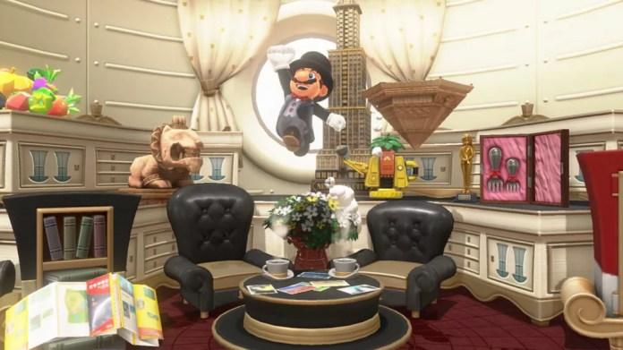 Cena de 'Super Mario Odyssey' (Foto: Divulgação)
