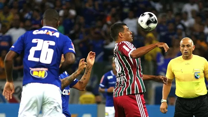 Diego Souza, Fluminense Cruzeiro (Foto: Nelson Perez/ Fluminense FC)