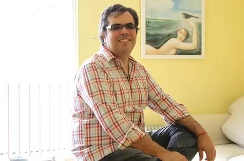 Newton Moreno (Foto: Michel Filho)