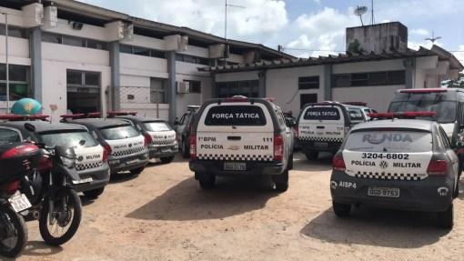Em Natal, PMs estão aquartelados desde a terça (19)   (Foto: Polícia Militar/Divulgação)