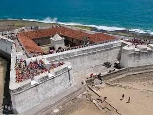 Fortaleza dos Reis Magos (Foto: Canindé Soares)