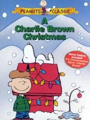 Capa de uma das edições de 'O natal do Charlie Brown' (1965) (Foto: Divulgação)