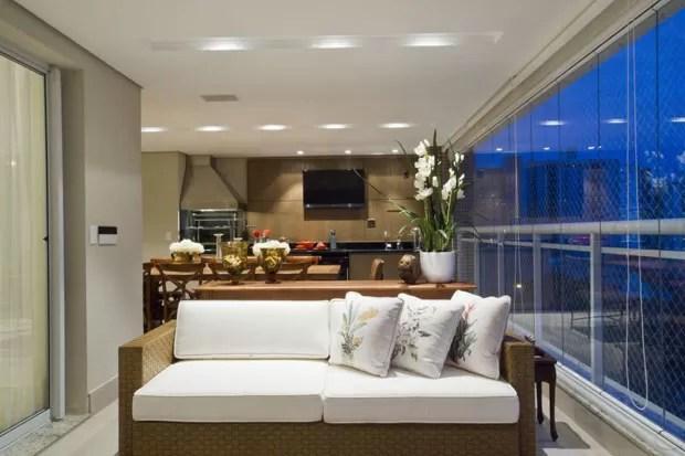 Dcor clssico com toques modernos  Casa Vogue  Apartamentos