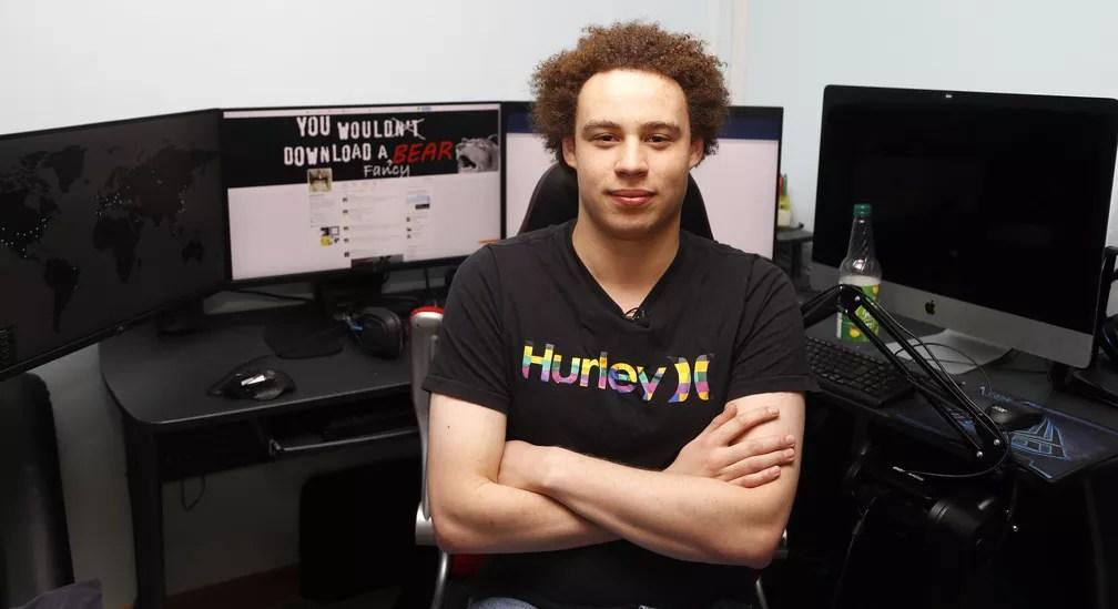 Marcus Hutchins, o MalwareTech (Foto: AP Photo/Frank Augstein)