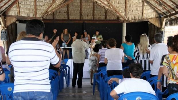 Missa aniversário Ceará (Foto: Divulgação/Cearasc.com)