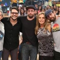 Altas Horas sábado 23/01/2016 – Humor, arte e música se misturam no programa deste sábado