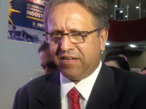Marcelo MIranda negou envolvimento com o avião apreendido com R$ 500 mil e panfletos políticos de campanha (Foto: Reprodução)