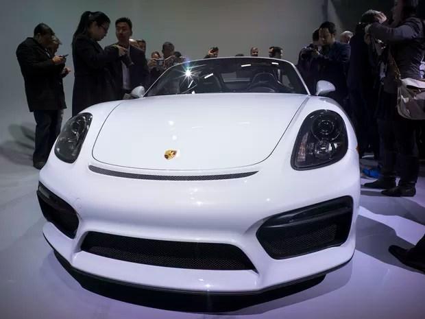 Porsche Boxster Spyder (Foto: AP Photo/Craig Ruttle)