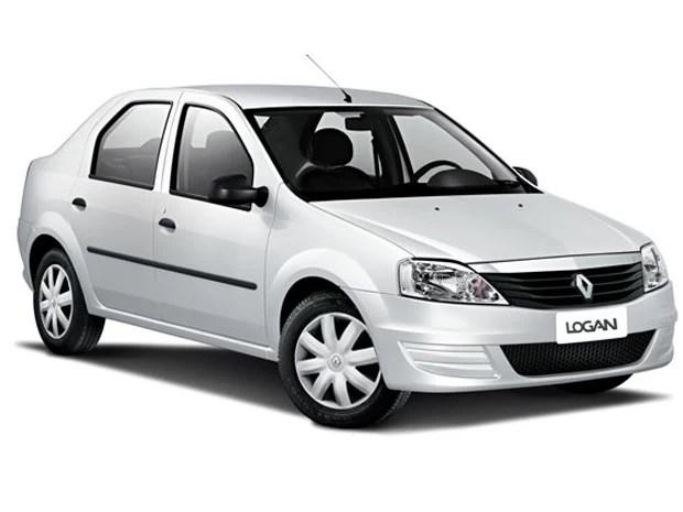 Visual do Renault Logan atual (Foto: Divulgação)