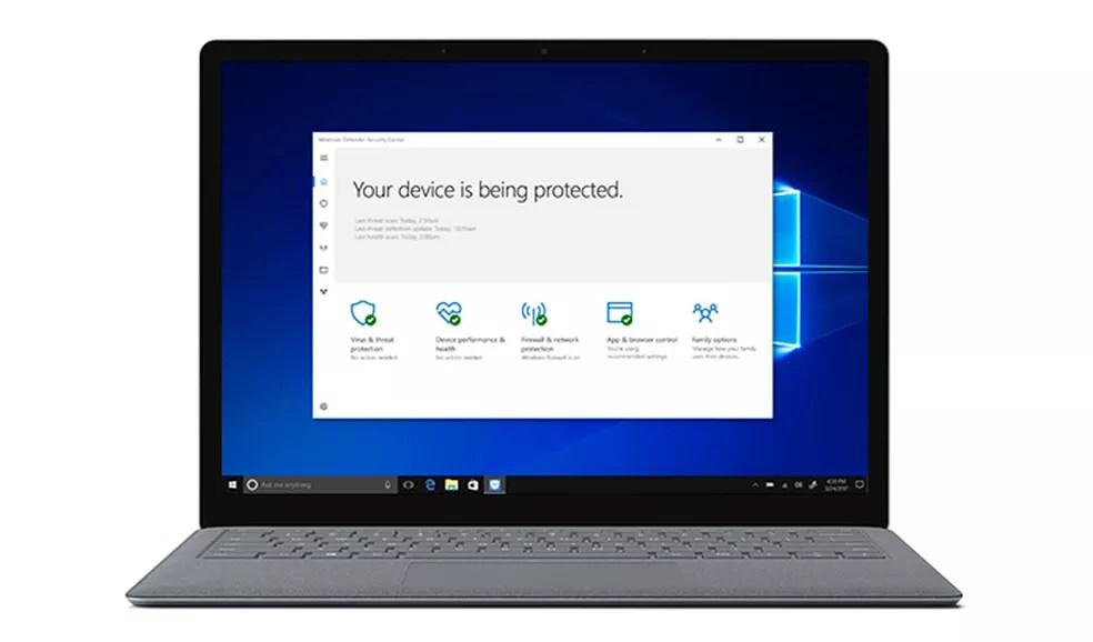 Windows 10 S é mais seguro para estudantes (Foto: (Foto: Divulgação/Microsoft))