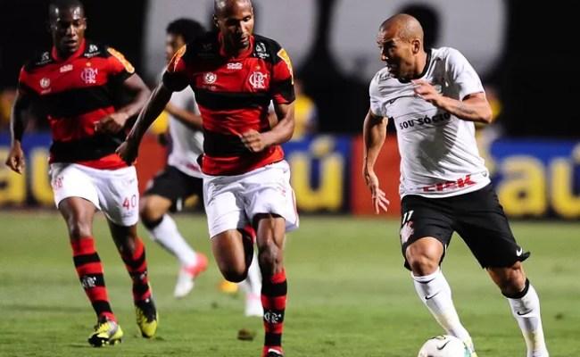 Corinthians X Flamengo Campeonato Brasileiro 2012