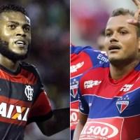 Futebol ao Vivo quarta-feira Flamengo x Fortaleza 04/05/2016
