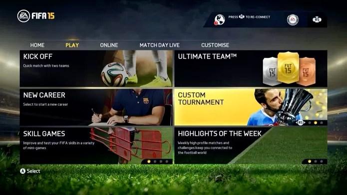 How to create custom tournaments in Fifa 15 | coininfifacom