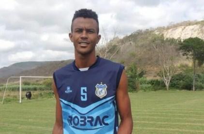 Fábio Faquinha vai jogar no Azulão (Foto: Fábio Faquinha/Arquivo Pessoal)