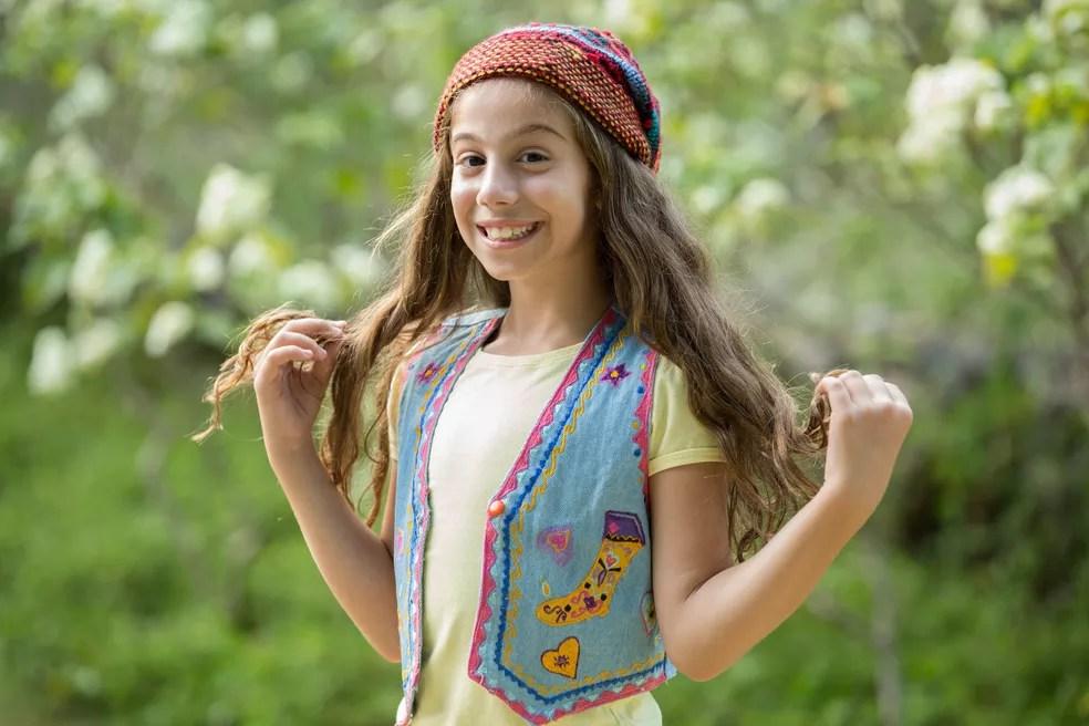 Drika é uma menina sapeca, esperta e carinhosa (Foto: Rafael Lima/Divulgação)