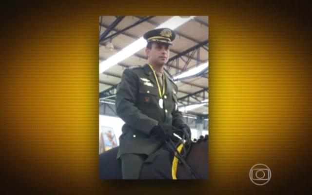 Ex-oficial do Exército Sérgio Murillo Cerqueira foi assassinado em Brasília em maio de 2015 (Foto: TV Globo/Reprodução)