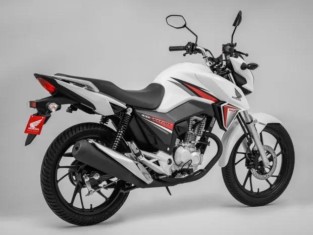 honda_cg_160_titan_2016_3_4_traseira - Honda CG 160 substitui a CG 150, a moto mais vendida do Brasil