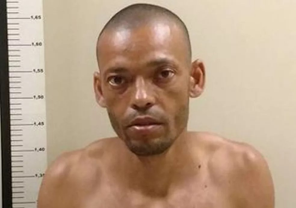 Renato Mariano é suspeito de matar a menina Carlinha (Foto: Divulgação/Polícia Civil)