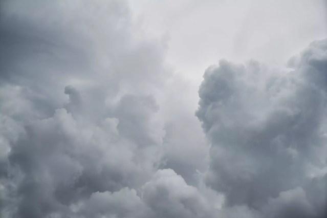 Nuvens (Foto: Pixabay)