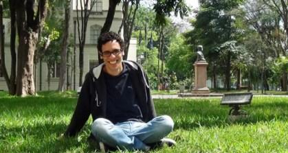 Aluno de medicina da USP, Pablo Andrade se diz favorável à política de cotas raciais da FMUSP no Sisu de 2018 (Foto: Arquivo Pessoal/Pablo Andrade)