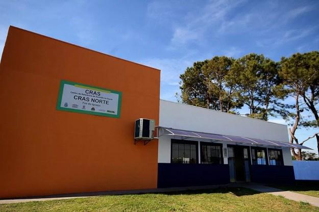 As inscrições podem ser feitas em qualquer um dos cinco Centros de Referência da Assistência Social (Cras) de Foz do Iguaçu — Foto: Prefeitura de Foz do Iguaçu/Divulgação