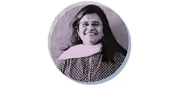 Trupti Jain  (Foto: Reprodução)