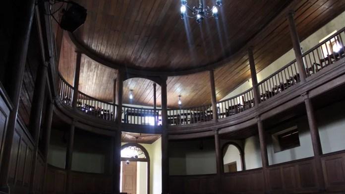 Teatro Minerva é considerado o mais antigo da Paraíba, construído em 1859 (Foto: Divulgação/Isis Coelho)