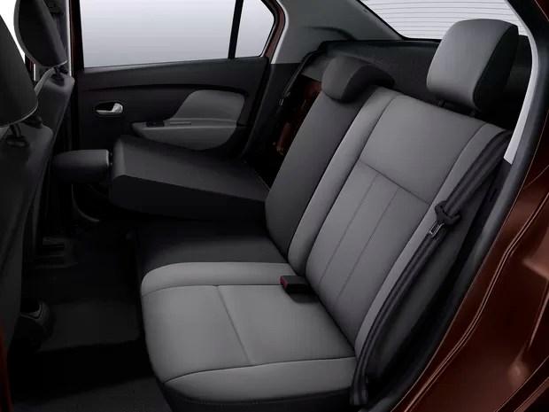 Renault Logan novo (Foto: Divulgação)