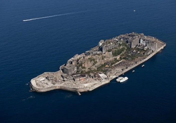 Ilha Hashima, no Japão