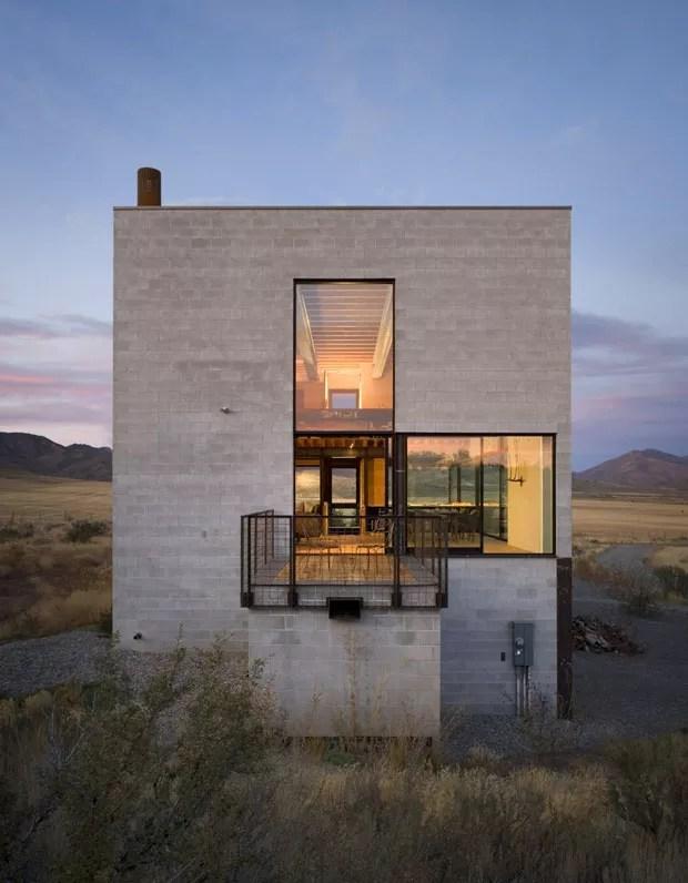 7 casas no deserto com arquitetura deslumbrante  Casa Vogue  Casas