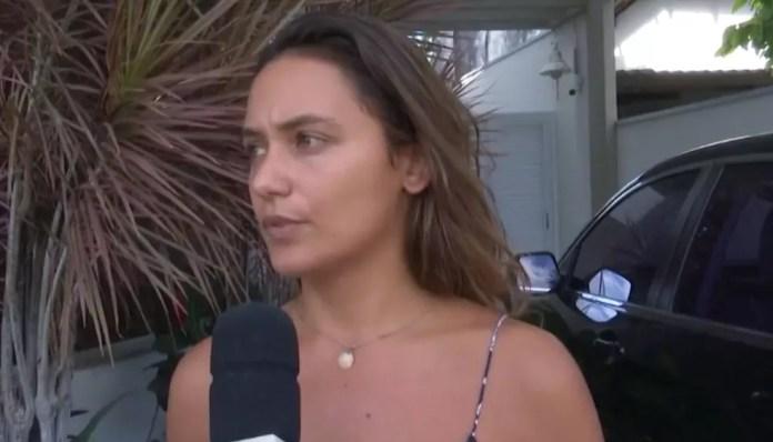 Mulher usou redes sociais para relatar estupro — Foto: Reprodução/TV Bahia
