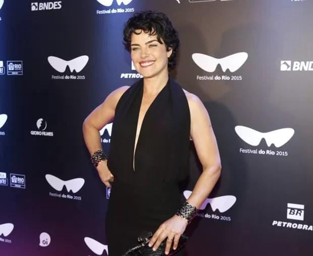 Ana Paula Arósio (Foto: Felipe Assumpção/AgNews)