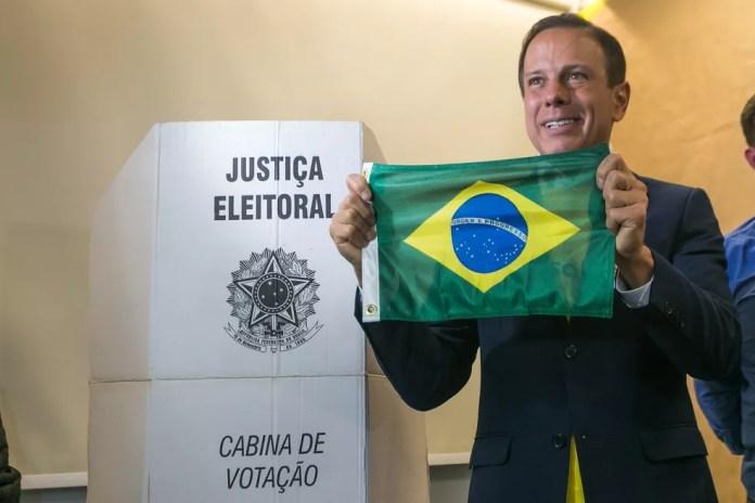 cdg20181028020 akPnYp2 João Doria (PSDB) é eleito governador de São Paulo