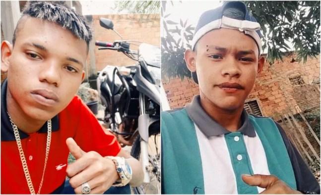 Dois dos amigos mortos dentro de casa em Porto Velho — Foto: Reprodução/Facebook